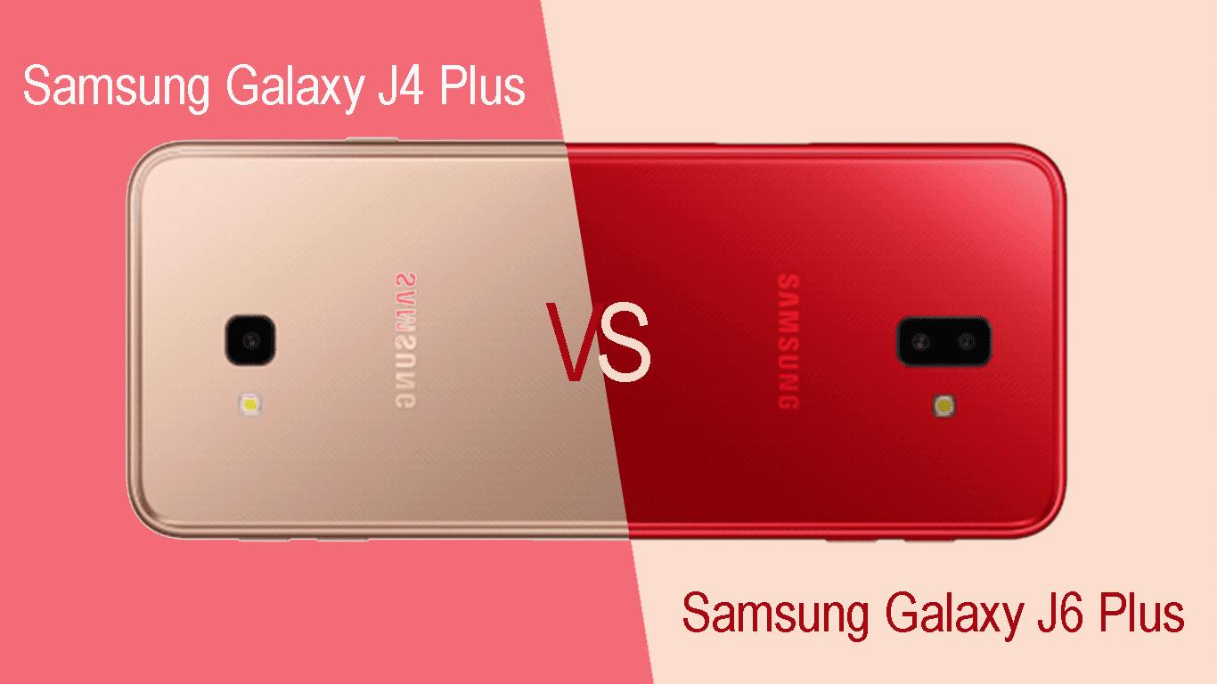 Spesifikasi Dan Haga Samsung Galaxy J4 Plus Dan J6 Plus Sekilas