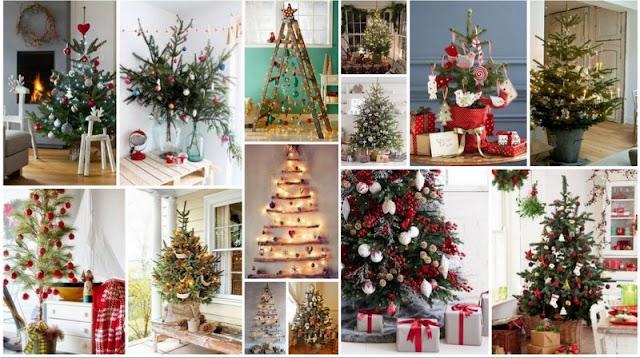 50+ Προτάσεις  για το Χριστουγεννιάτικο Δέντρο σας