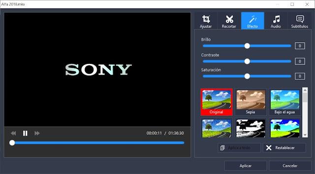 Program4Pc Video Converter Pro Full imagenes