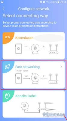 konfiguraasi jaringan yoosee app