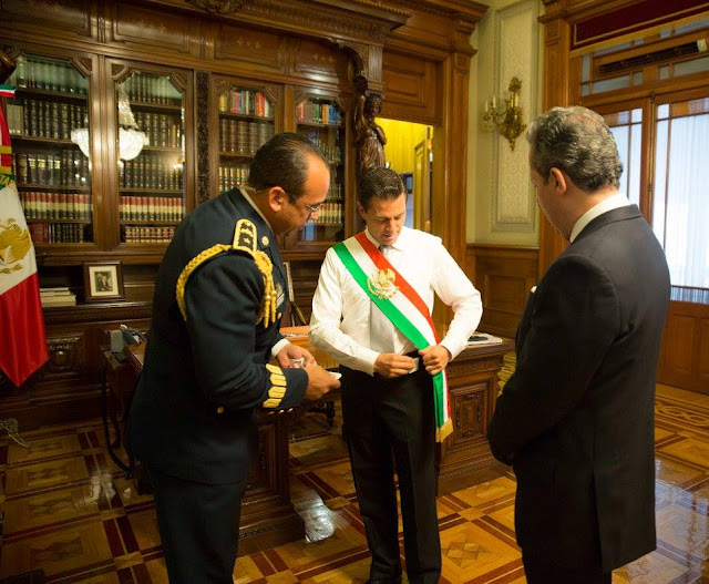 Presidencia gastó más en difundir el 5° informe de EPN que lo destinado a reconstruir Chiapas