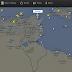 مذهل | موقع  يمكنك من متابعة حركة الطائرات حول العالم