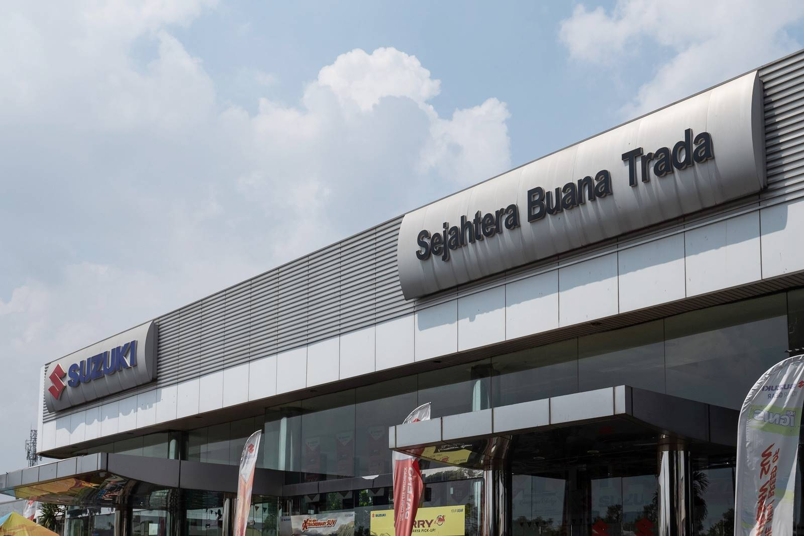Suzuki Catatkan Peningkatan Penjualan Positif di Agustus Lalu