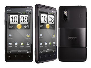 HTC EVO Design 4G (sprint)
