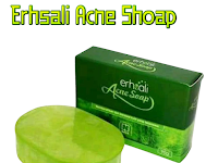 Manfaat Ershali Anti Acne Soap Nasa Sabun Muka Anti Jerawat