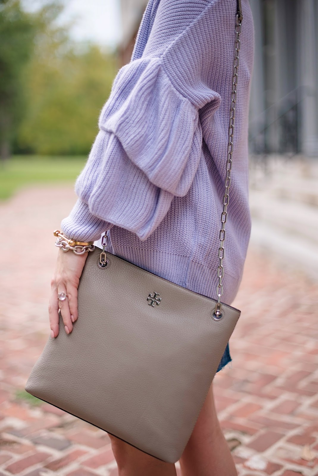 Tory Burch Bag - Something Delightful Blog (click through for the full post)