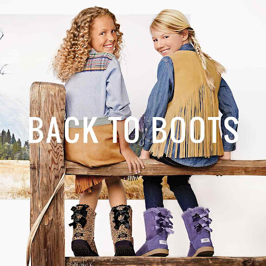 Back-to-School Boots for Kids