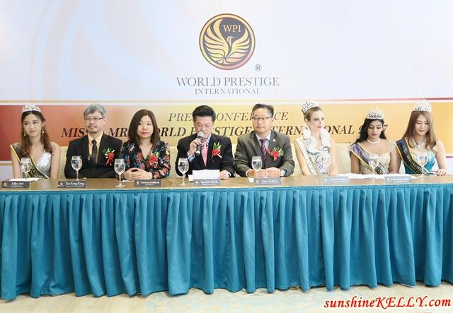 Miss & Mrs World Prestige International Pageant 2017