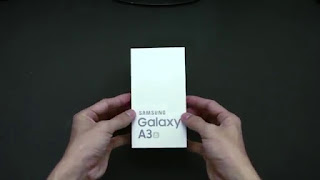 Samsung Galaxy A3 (2016) Unboxing