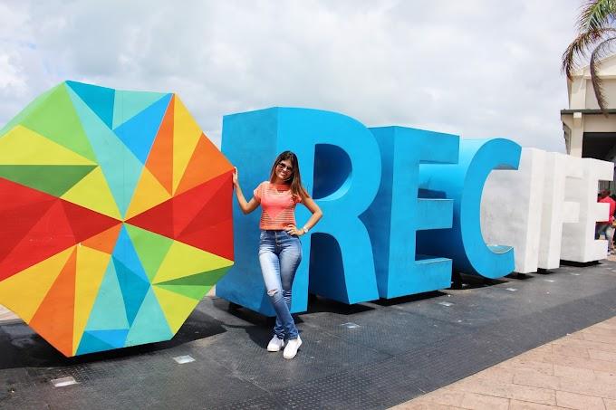 #26 - Diário de Viagem + Look do dia + Recife Antigo