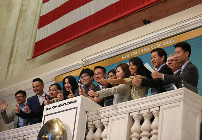 Tinuku NIO electric car startup makes NYSE debut