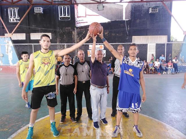 APURE: Finalizó 1er torneo DELACAU de Baloncesto en San  Fernando.