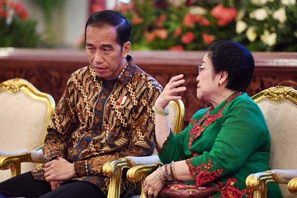 Megawati Diduga Kecewa Gegara Jokowi Kerap Andalkan Luhut