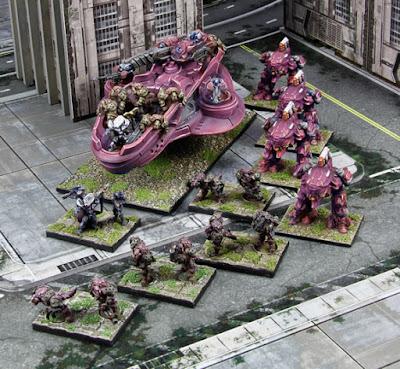 Sorylian Command Helix