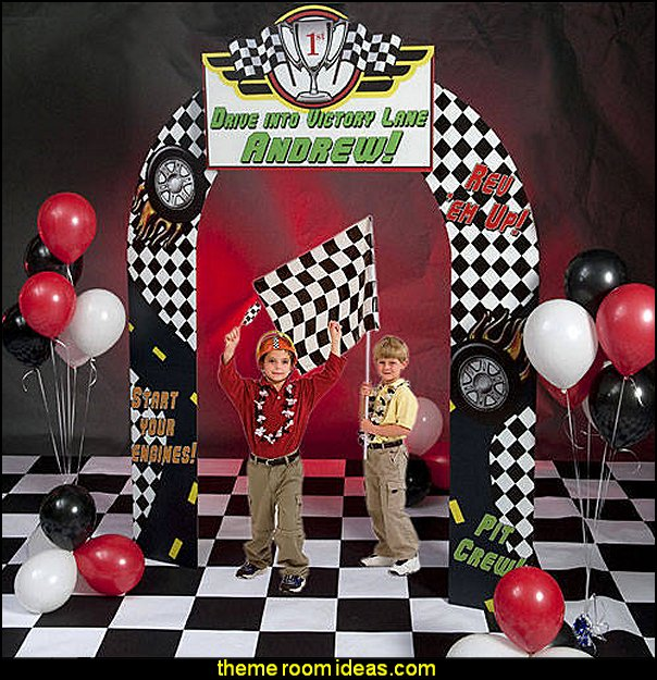Race Day Party Decorations Racing Party Sports Party Supplies