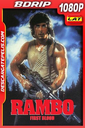 Rambo (1982) 1080p BDrip Latino – Ingles