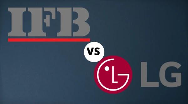 IFB vs LG Washing Machine Top Model
