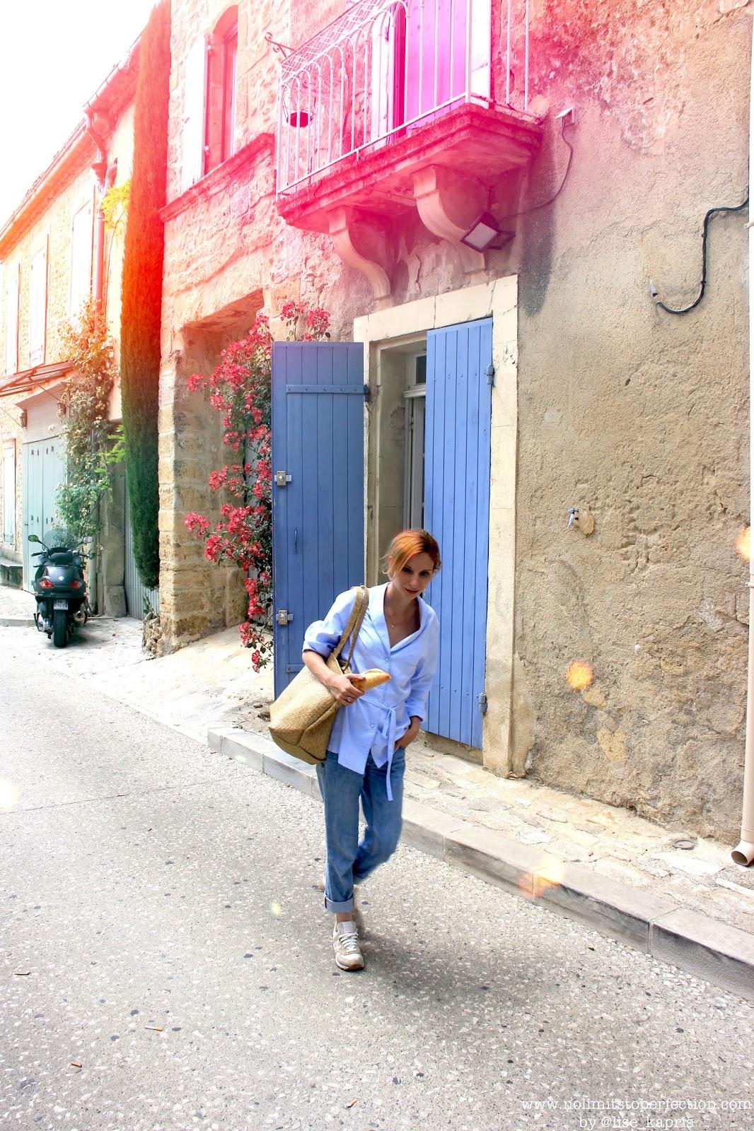 Lise Kapris о путешествии во Францию
