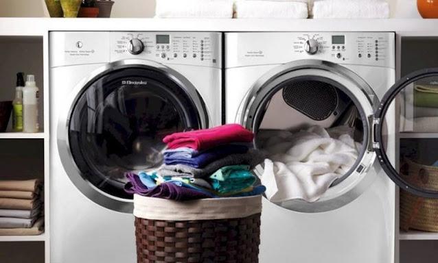 Hãy hạn chế giặt chiếc quần tây của bạn bằng máy giặt
