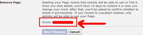 How Can You Delete a Page You Created on Facebook