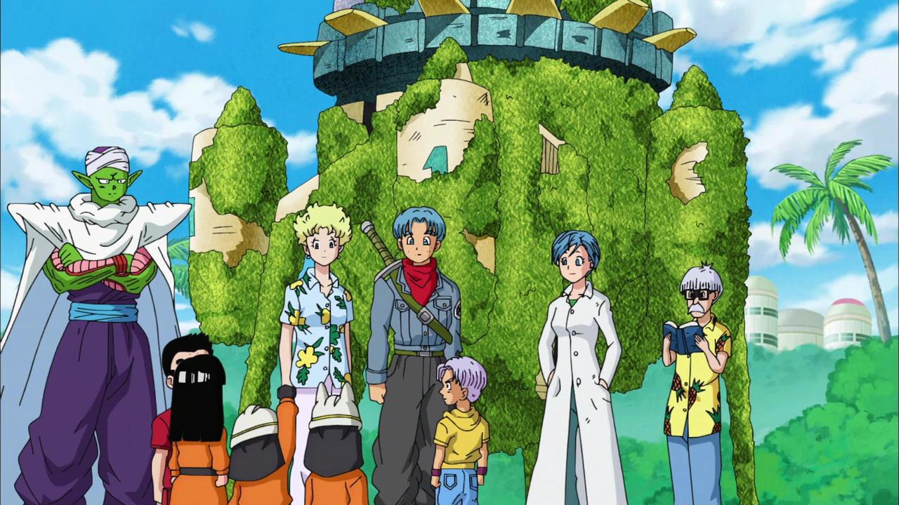 Ver Dragon Ball Super (Latino) Saga de Black Goku - Capítulo 51