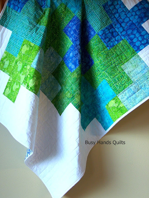 Busy Hands Quilts Plus Quilt In Island Batiks Finished Or Not