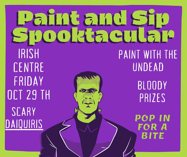 Halloween Events in Newcastle for Adults