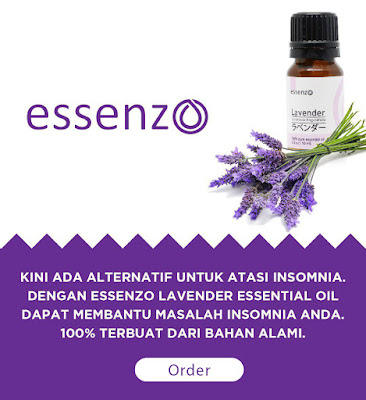 Manfaat Lavender Essenzo