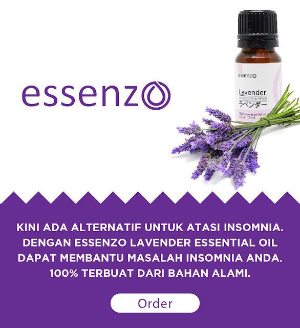 Lavender Essenzo
