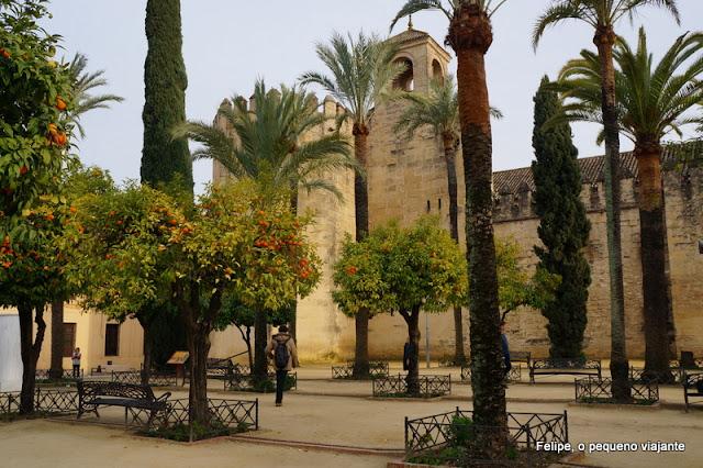 Alcázar de Córdoba, Espanha