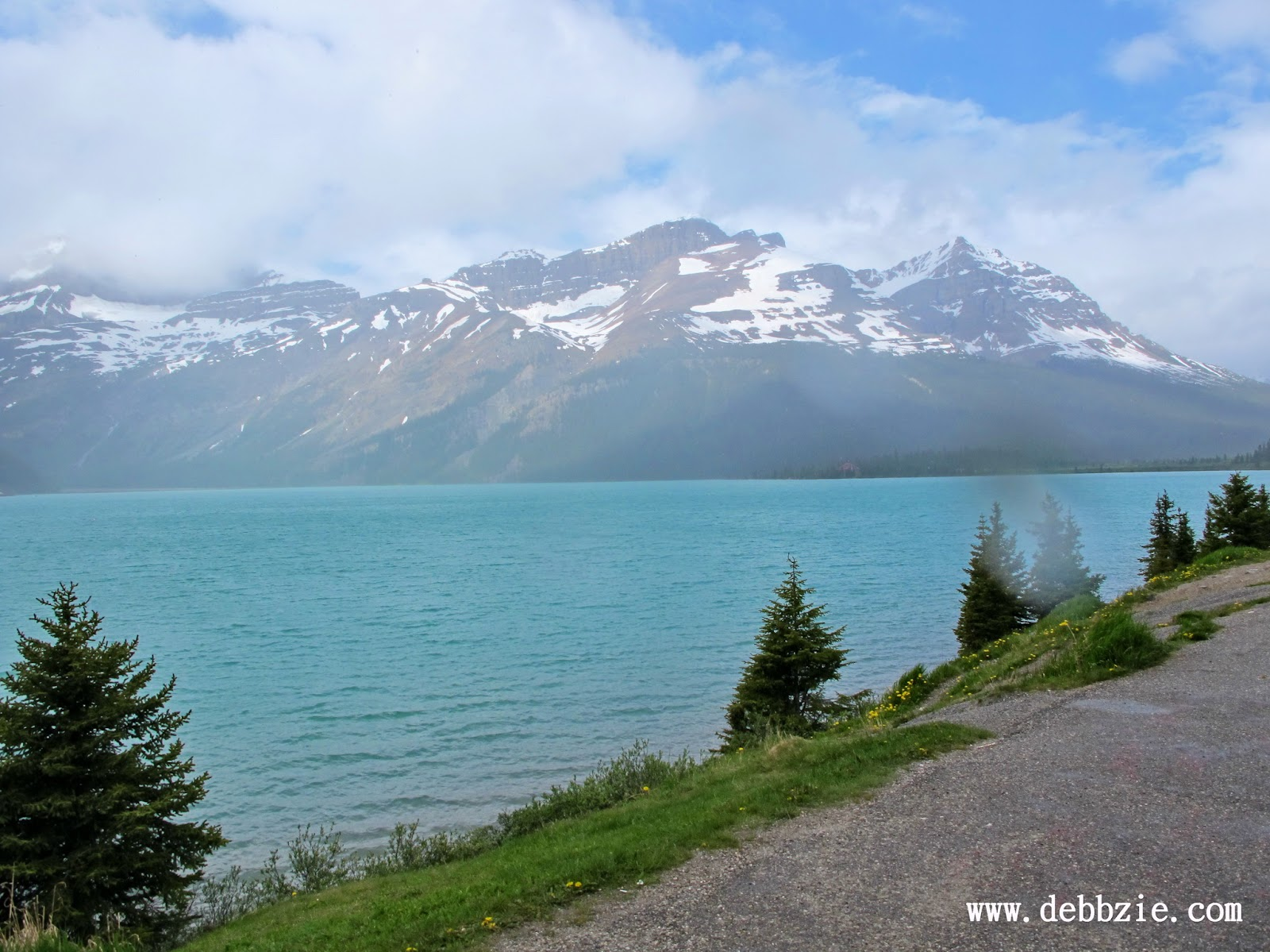 Canada: The Rockies and Athabasca Glacier