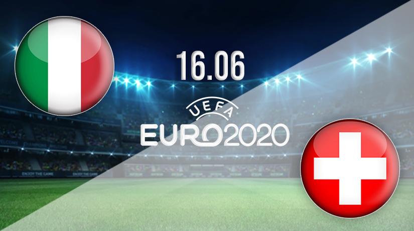 بث مباشر مباراة ايطاليا وسويسرا