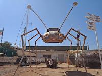 BIG Things South Australia | BIG Opal Beetle in Coober Pedy