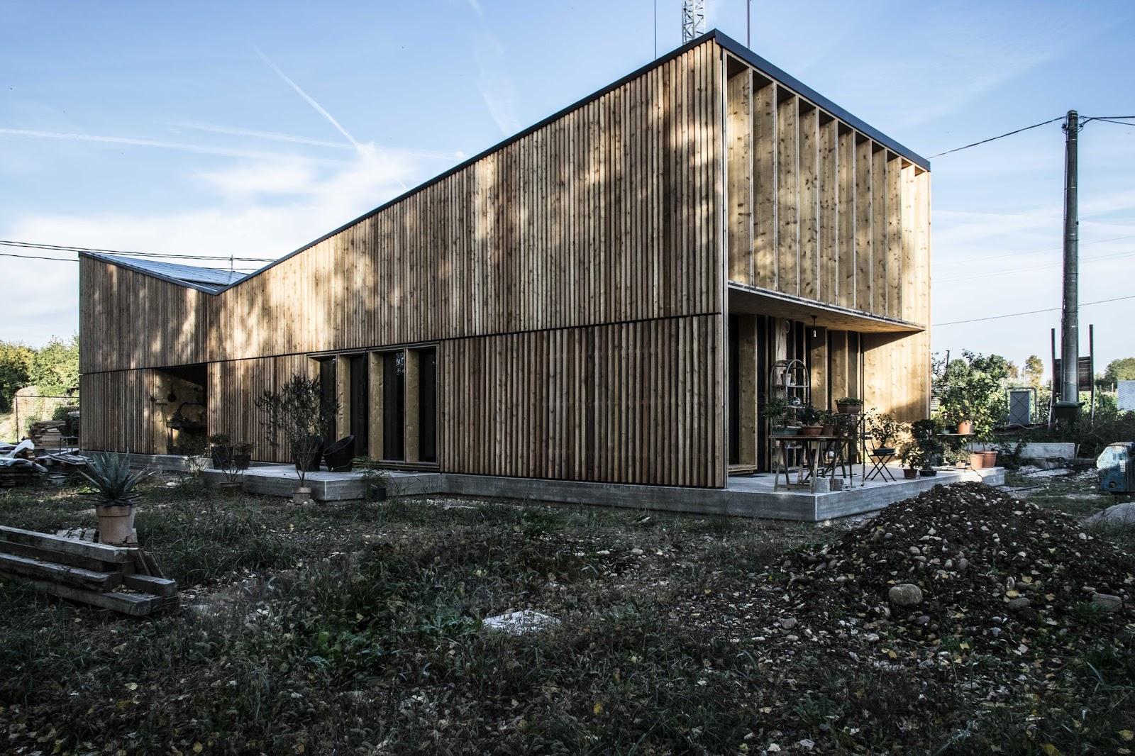 I cataloghi non fanno la felicit studio di architettura - Casa passiva prefabbricata ...