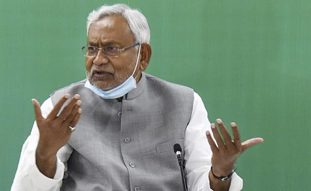 केंद्र सरकार  किसानों को आश्वस्त करना चाहिए, सरकारी मंडियों को खत्म करना चाहिए: बिहार