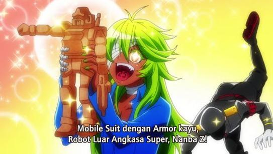 Download Anime Nanbaka Episode 2 Subtitle Indonesia