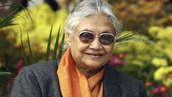 Former chief minister of Delhi Sheila Dikshit  passed away at the age of 81,