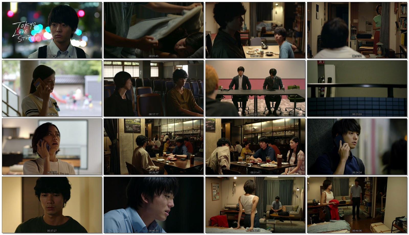 Tokyo Love Story 2020 - Episode 8 1080p