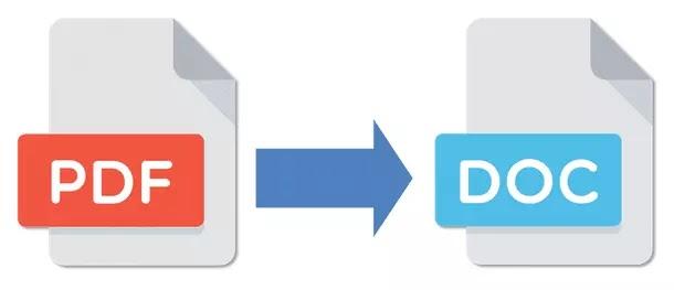 Convert PDF to Word Online