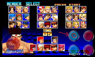 The King Of Fighters 97 Apk Unforgiven Games