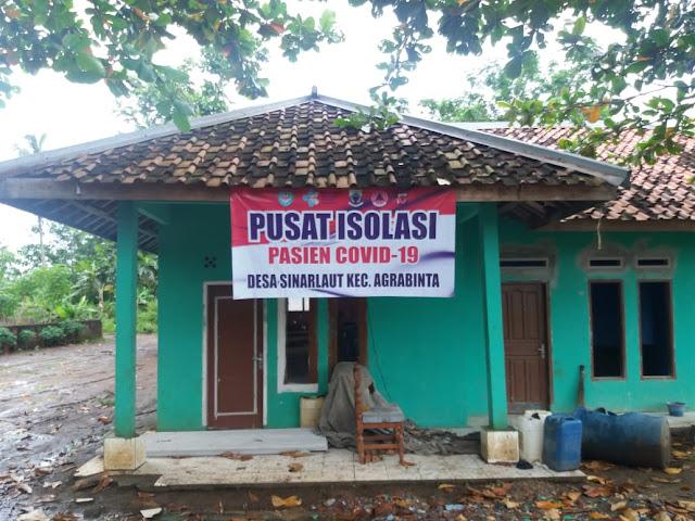 Desa Sinar Laut Menjadi Desa Berkembang di Agrabinta, Begini Strategi Kang Rahman