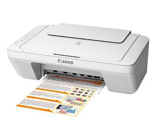 Canon PIXMA MG2580 Driver Download