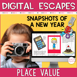 Digital escape - snapshots of a new year