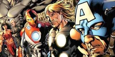 Comic, Superhero Comic, The Ultimate