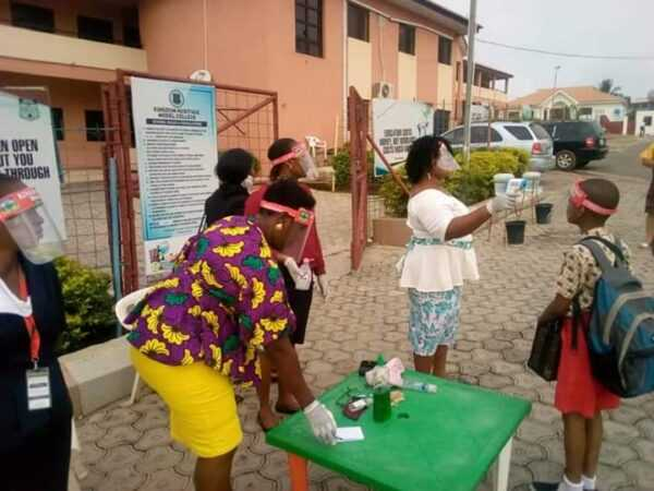 Schools Reopen In Oyo Today, Observe COVID-19 Guidelines