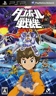 Danball Senki Boost (English) - Game PSP Đấu Sĩ LBX