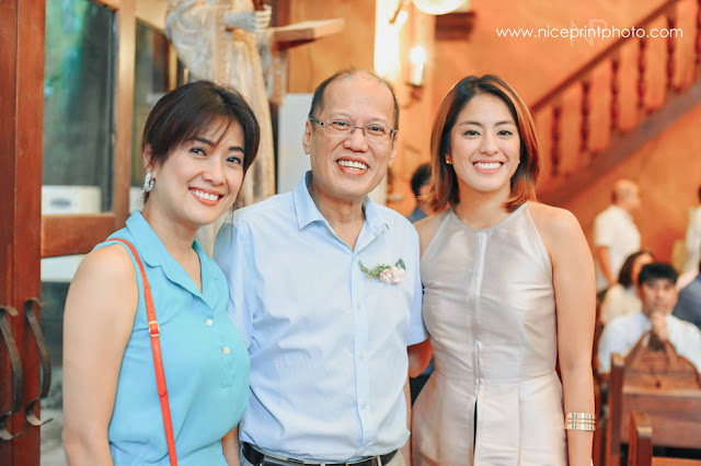 """""""What happened to ethics?"""": UST alumnus reacts on photo of ABS-CBN journalist Jorge Cariño posing with Aquino, Robredo"""