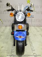 depan pliko pk6900 new harley blue motor mainan anak