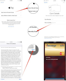 How to setup and use Apple Pay