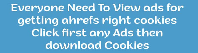 Get Free Ahrefs Premium Accounts Cookies
